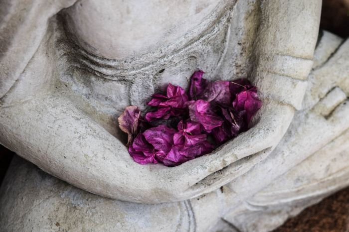 Buddha-Flowers-chris-ensey-unsplash